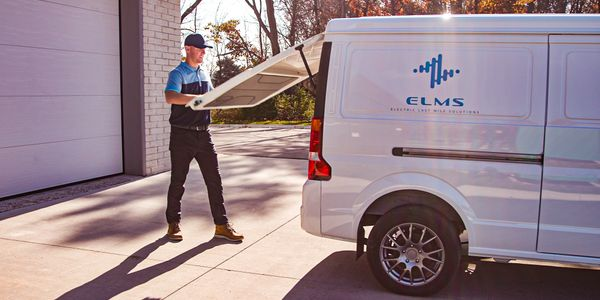 ELMS says it has seen overwhelming interest in its all-electric Class 1 Urban Delivery van that...
