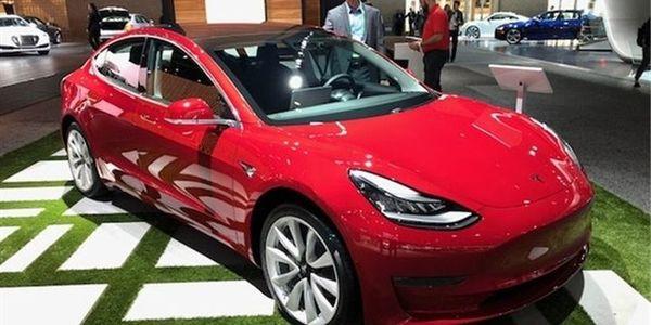 EVmo CEO Steven Sanchez says the Tesla Model 3, with a range of 263 miles, makes it affordable...