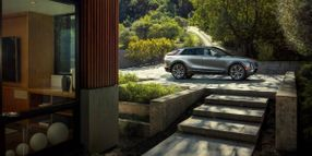 Cadillac Debuts Electric Luxury SUV Model