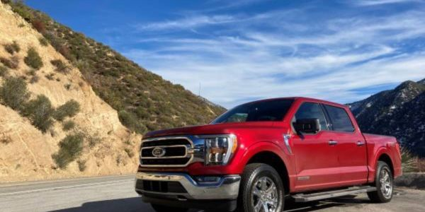 The Ford F-150 Hybrid.