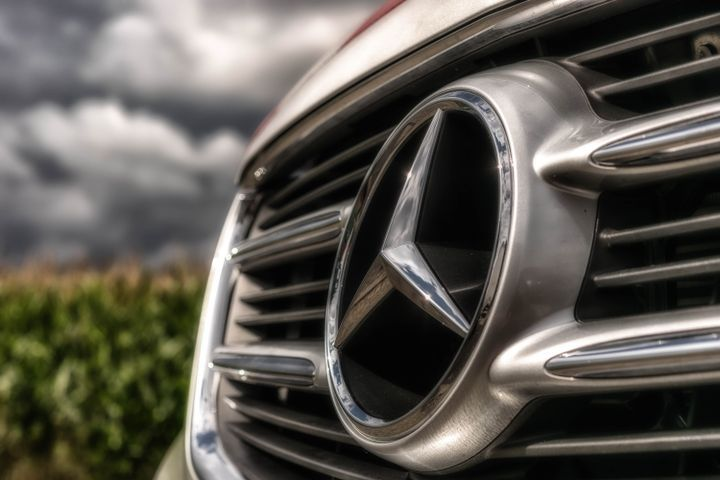 The automaker is recalling an estimated 12,327 2021 C-Class, E-Class, E-Class Coupe and Convertible, GLC, CLS, AMG GT 4-door Coupe and G-Class vehicles for an electrical issue. - Photo via Mercedes.