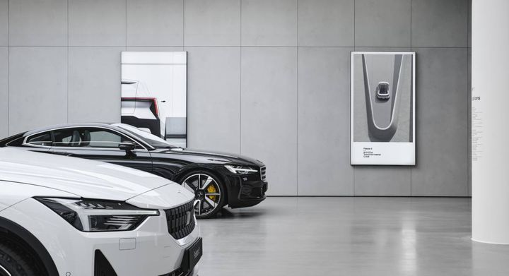 Climate neutrality requires a rethink of traditional approach, innovation and exponential tech crucial to success, Polestar's CEO says. - Photo: Polestar