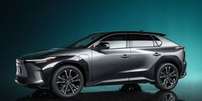 Toyota Debuts All-Electric SUV Concept Vehicle
