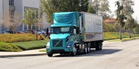 Electric Freight Trucks To Participate In Real World Demo Run