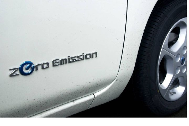 In the U.S., electric vehicle sales grew 4% while overall car sales decreased 15%. - Photo: Oregon Department of Transportation