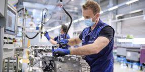 BMW Starts E-Drivetrain Production for iX and i4 EVs