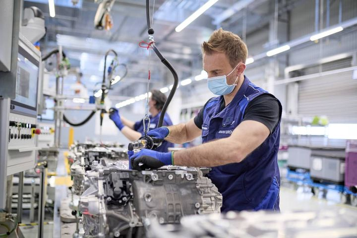BMW Group is expanding its manufacturing capacity at the Competence Centre for E-Drive Production in Dingolfing, Germany. - Photo: BMW Group