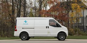 ELMS Selects Its First Distributor For Electric Van