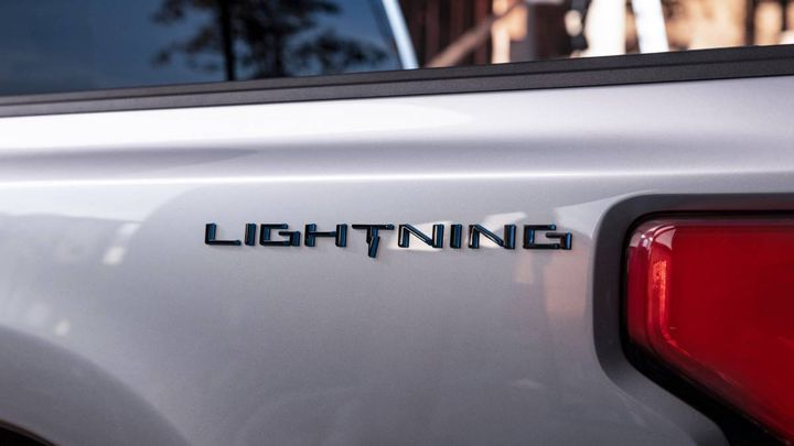 The F-150 Lightning will bring innovation, technologies and capabilities to the F-Series, America's best-selling vehicle, combined with the power, payload and towing capability that is the hallmark of all Built Ford Tough trucks, Ford says. - Photo: Ford