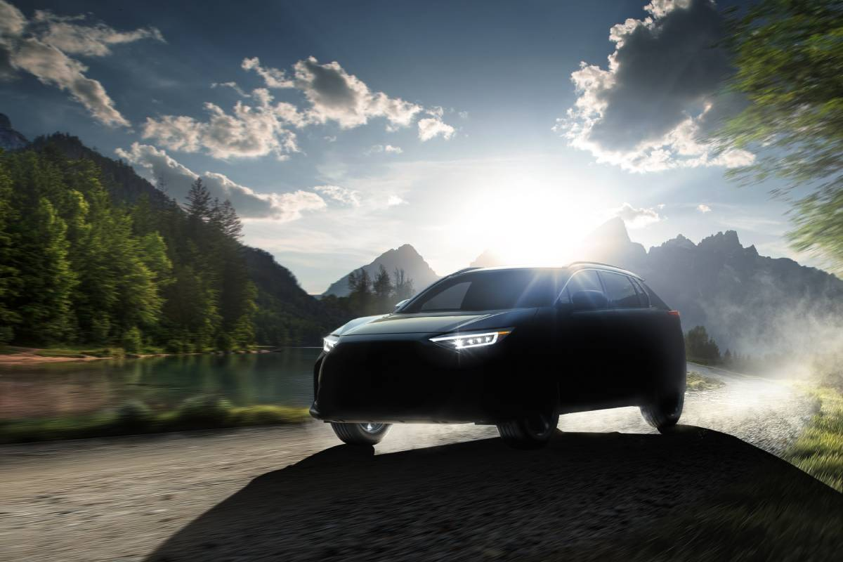 Subaru Names Solterra as its First All-Electric SUV