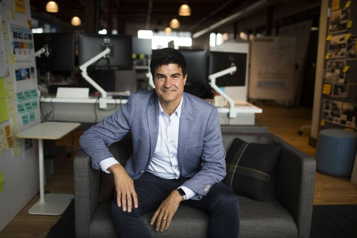 Ford Pro will be led by Ted Cannis as CEO. He now heads Ford's North America CV business and previously was leader of the Team Edison electric-vehicle development group. - Photo: Ford