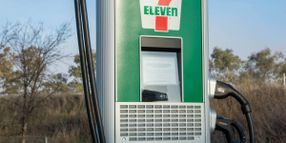 7-Eleven Plans to Install 500 Chargers at Stores