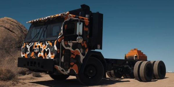 The Battle-Ready Electric delivers the same comfort, visibility and reliability as the CNG and...