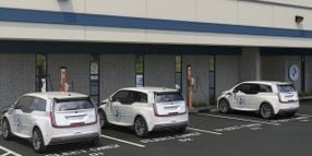 ChargePoint Introduces Global ElectricFleetCharging Portfolio