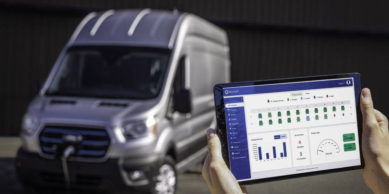 The OEM plans to integrate Electriphi's capabilities with Ford Pro services to develop advanced...
