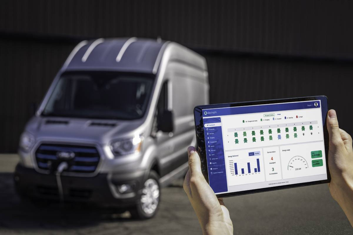 Ford Acquires Electriphi To Provide Charging, Energy Management