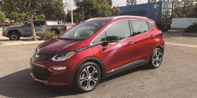 NHTSA Alert: Chevrolet Bolt EV Recall for Fire Risk