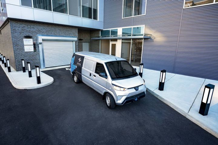 The Urban Delivery is expected to be the first electric Class 1 commercial vehicle available in the U.S. and is anticipated to have a range of 150 miles. - Photo: ELMS