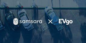 Samsara, EVgo Partner to Accelerate Transition to EVs