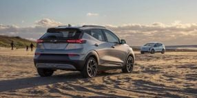 GM Expands Chevrolet Bolt Recall to All Model Years