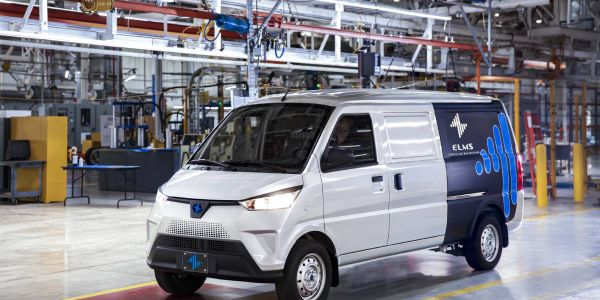 The Urban Delivery, the anticipated first Class 1 commercial EV in the U.S. market, will be...