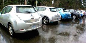 Nissan Sets Target of 40% EV Sales by 2030