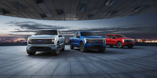 F-150 Lightning reservations exceeded 120,000. Almost 80% of the fully electric Lightning truck...