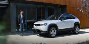 Mazda Details MX-30 EV Prices, Packages, Specs