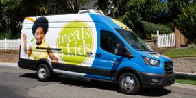 Meals on Wheels People Debuts Electric-Solar Van