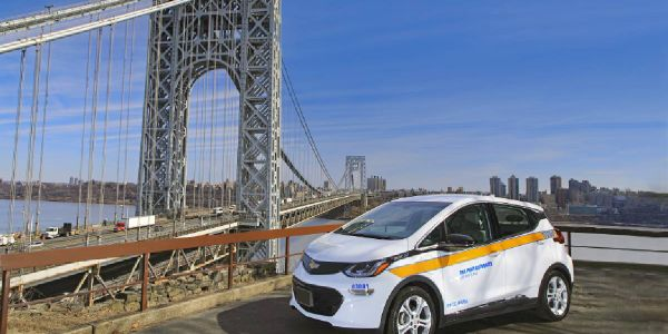 In an abundance of caution, GM recommends Chevrolet Bolt EV owners leave ample space around...