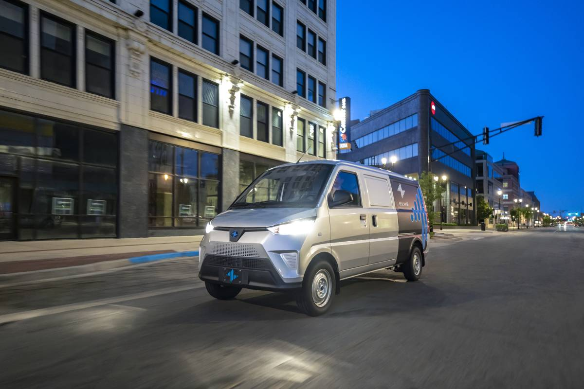 ELMS Opens EV Lab to Gather and Apply Fleet Data