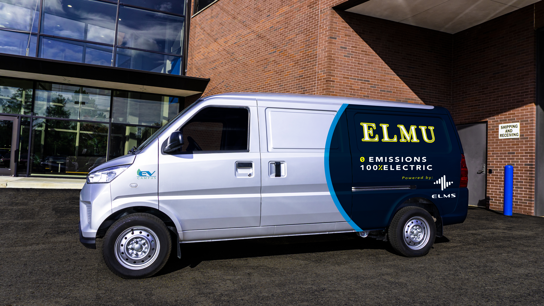 ELMS Helps Higher Ed Schools Electrify Fleets