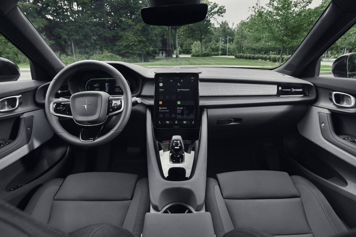 Polestar is pitching its 2 model to fleets that serve executives and high- and mid-level sales...