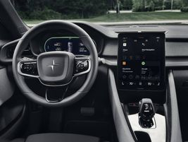 The Polestar 2 is the first vehicle equipped with Google infotainment which is completely intuitive.
