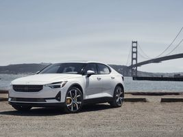 Exterior features include a panoramic sunroof, LED headlights, light sequences, adaptive rear...