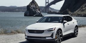 The Polestar 2 Electric Vehicle In Pictures