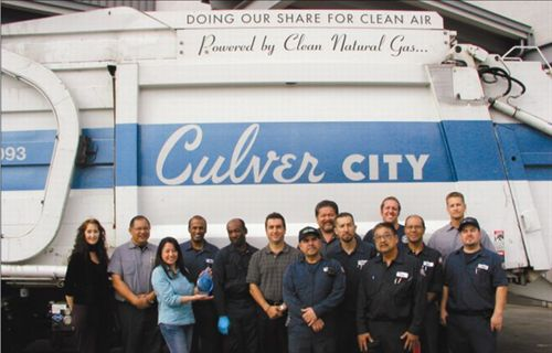 CNG Fuels U0027Greenu0027 Victory For Culver City   Natural Gas   Green Fleet  Magazine