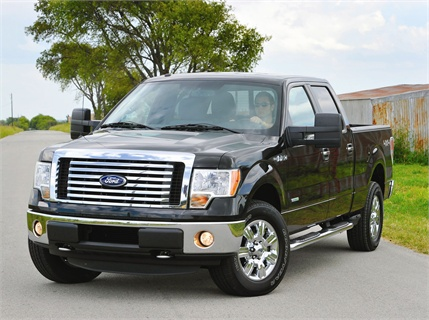 Featuring four new truck engines, the 2011 Ford F-150 lineup provides up to a 20-percent fuel economy benefit versus the 2010-MY model.