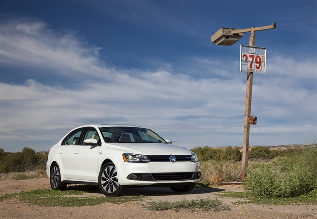 The Jetta Hybrid will be available starting at $24,995 and will go on sale in the last quarter of 2012.