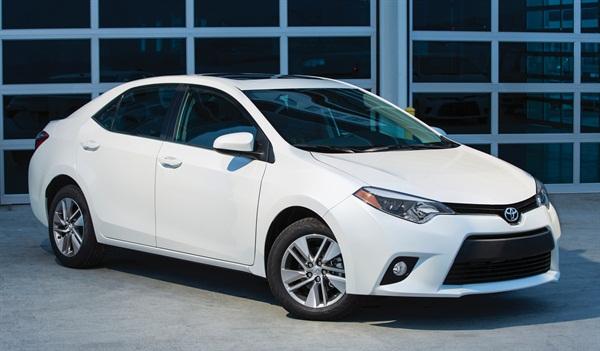 2014-MY Toyota Corolla LE Eco