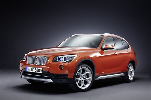 The BMW X1 Sport Activity Vehcile.