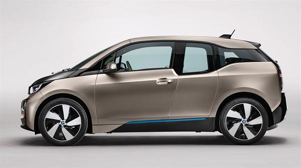 2014-MY BMW i3