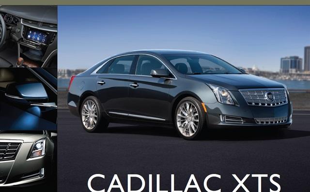 2013-MY Cadillac XTS