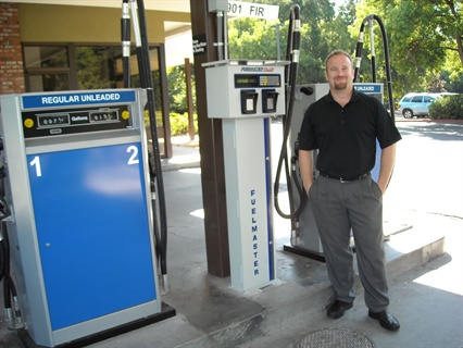 Erik Gustafson, fleet manager for the City of Chico, Calif., said the new FuelMaster AIM2 system has helped ensure accurate odometer readings and PM cycles.
