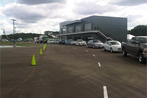 GE Vehicle Innovation Center