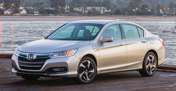 2014-MY Honda Accord PHEV