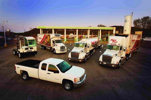 While federal tax credits are no longer available for natural gas vehicles, some fleets are taking advantage of state and local incentives, which range from vehicle purchase tax credits and tank installation rebates to breaks on registration and HOV lane access.