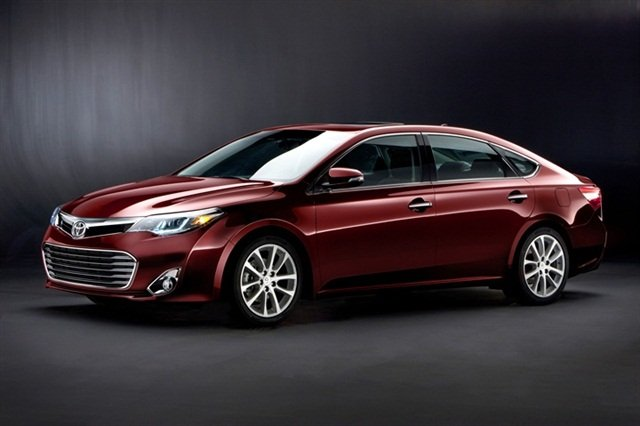 The Avalon features a redesigned exterior, with a more compact overall design, a lower beltline, but more interior space.