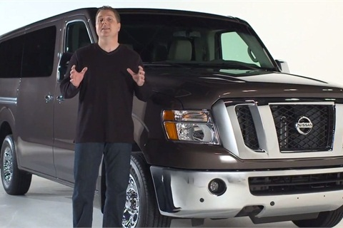 Nissan Insider's Dean Bowman presents the vehicles' features in the videos below.