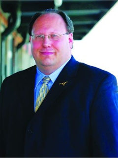 Wayne Corum, director of equipment services for the City of Fort Worth, Texas.